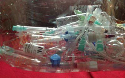 The Sticky Problem of Safe Sharps Disposal